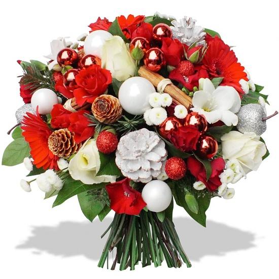 Fleurs nouvel an envoyez des fleurs pour le nouvel an for Livrer des fleurs demain